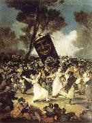 Francisco Goya The Funeral of the sardine oil painting picture wholesale