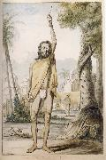 Francois Balthazar Solvyns An Urdhvabahu or Man with Raised Arm oil painting picture wholesale