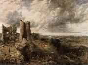 John Constable Hadleigh Castle oil painting reproduction