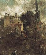 John Constable The Grove,or the Admiral-s House Hampstead oil painting picture wholesale