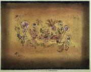 Paul Klee Medicinal flora oil painting picture wholesale