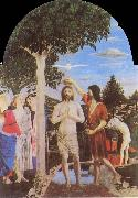 Piero della Francesca The Baptism of Christ oil painting picture wholesale