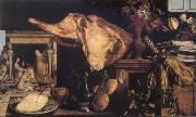Pieter Aertsen Vanitas still-life in the background Christ in the House of Mary and Martha oil painting picture wholesale
