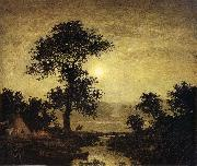 Ralph Blakelock Moonlight oil painting picture wholesale
