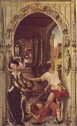 Rogier van der Weyden St.John Altarpiece oil painting picture wholesale
