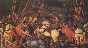 UCCELLO, Paolo The Battle of San Romano oil painting picture wholesale