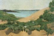 William Stott of Oldham The Little Bay oil painting picture wholesale