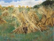 William Stott of Oldham The Cornfield oil painting picture wholesale