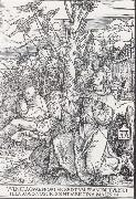 Albrecht Durer St.Francis Receiving the Stigmata oil painting picture wholesale