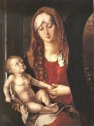 Albrecht Durer The Virgin before an archway oil painting picture wholesale