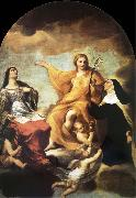 Andrea Sacchi The three Mary magdalene oil painting picture wholesale