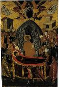 Andreas Ritzos The Dormition of the Virgin oil painting picture wholesale