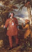 Anthony Van Dyck William Feilding,lst Earl of Denbigh oil painting picture wholesale