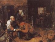 BROUWER, Adriaen The Operation oil painting picture wholesale