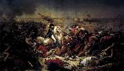 Baron Antoine-Jean Gros The Battle of Abukir oil painting picture wholesale