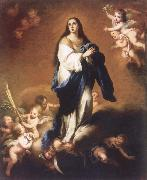 Bartolome Esteban Murillo Our Lady of the Immaculate Conception oil painting picture wholesale