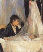 Berthe Morisot The Cradle oil painting picture wholesale