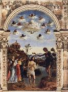 CIMA da Conegliano Baptism of Christ oil painting picture wholesale