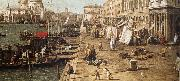 Canaletto The Molo seen against the zecca oil painting picture wholesale