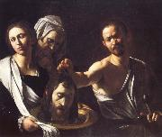 Caravaggio Salome Receives the Head of Saint John the Baptist oil painting picture wholesale