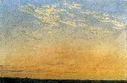 Caspar David Friedrich Evening oil painting picture wholesale