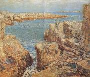 Childe Hassam Coast Scene Isles of Shoals oil painting picture wholesale