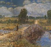 Childe Hassam Bridge at Old Lyme oil painting picture wholesale