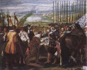 Diego Velazquez The Surrender of Breda oil painting picture wholesale