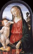 Domenico Ghirlandaio THe Virgin and Child oil painting picture wholesale