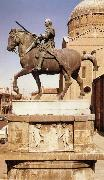 Donatello Equestrian Monument of Gattamelata oil painting picture wholesale