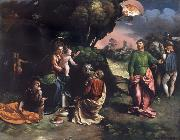Dosso Dossi The Adoration of the Kings oil painting picture wholesale