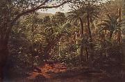 Eugene Guerard Fentree Gully in the Dandenong Ranges oil painting picture wholesale