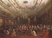 Francesco Guardi Ladies-Concert at the Philharmonic Hall oil painting picture wholesale