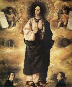 Francisco de Zurbaran The Immaculate one Concepcion oil painting