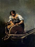Francisco de goya y Lucientes Knife Grinder oil painting picture wholesale