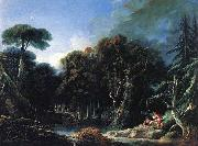 Francois Boucher The Forest oil painting picture wholesale
