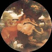 Frederick Leighton Garden of the Hesperides oil painting picture wholesale