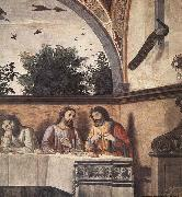 GHIRLANDAIO, Domenico Last Supper detail oil painting picture wholesale