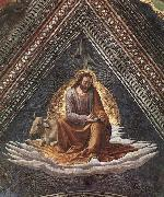 GHIRLANDAIO, Domenico St Luke the Evangelist oil painting picture wholesale