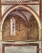 GIOTTO di Bondone View of a chapel oil painting picture wholesale