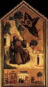 GIOTTO di Bondone Stigmatization of St Francis oil painting picture wholesale