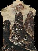 GRECO, El Mount Sinai oil painting picture wholesale
