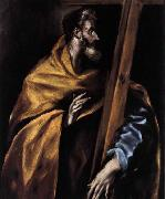 GRECO, El Apostle St Philip oil painting