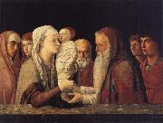 Gentile Bellini Presentation in the Temple oil painting picture wholesale