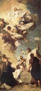 Girolamo Parmigianino The Asuncion of the Virgin oil painting picture wholesale