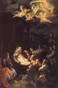 Guido Reni The Adoration of the Shepherds oil painting picture wholesale
