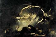 Johann Heinrich Fuseli The Shepherd-s Dream oil painting picture wholesale
