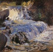 John Henry Twachtman THe Waterfall oil painting picture wholesale