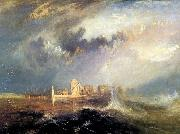 Joseph Mallord William Turner Quillebeuf, at the Mouth of Seine oil painting picture wholesale