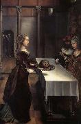 Juan de Flandes Herodia-s Revenge oil painting picture wholesale